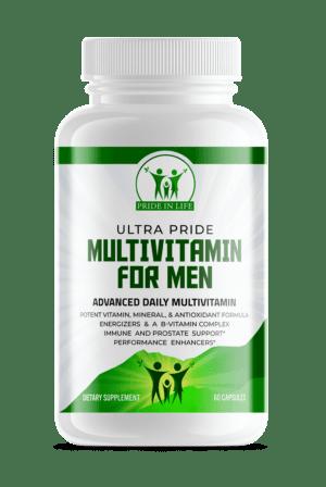 Ultra Pride Multivitamin For Men