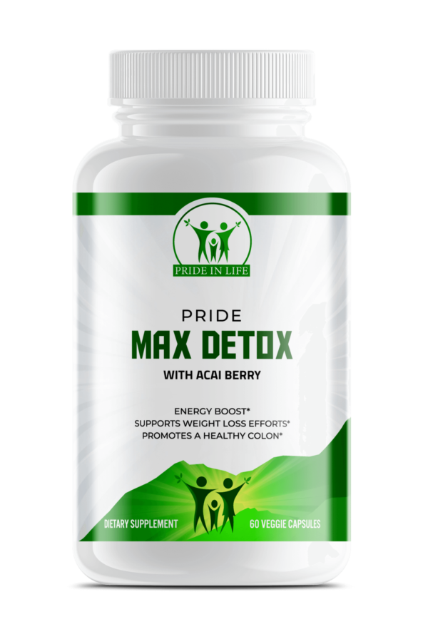 Pride Max Detox With Acai Berry