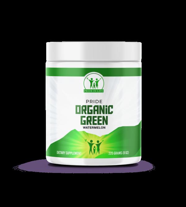 Pride Organic Green