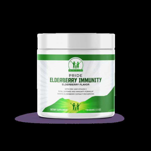 Pride Elderberry Immunity